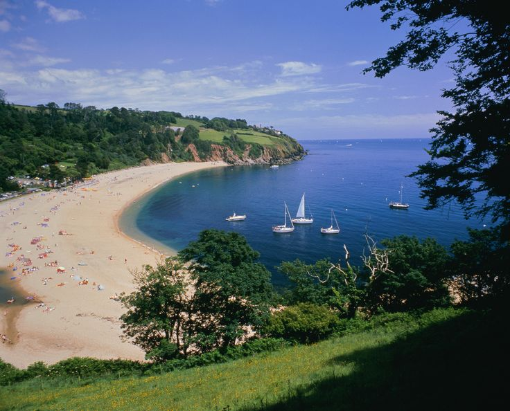 Blackpool Sands, South Devon - countryliving.co.uk