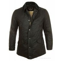 Barbour Men's Martindale Wax Jacket - Black MWX0491BK11 | Country Attire