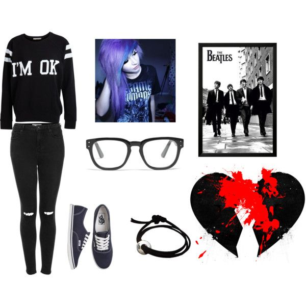 """""""Hey ! ¬¬"""" by ms-maria1d on Polyvore"""