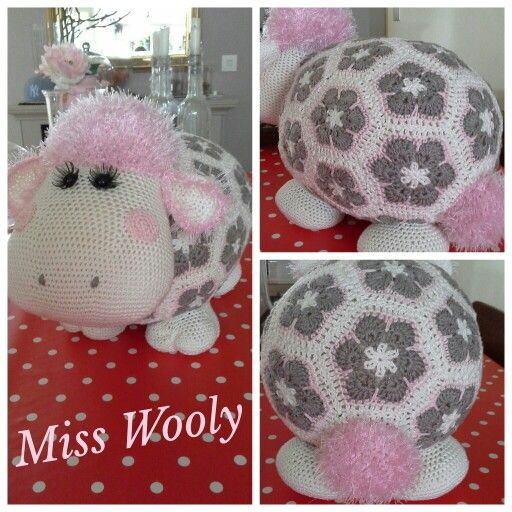 Miss Wooly