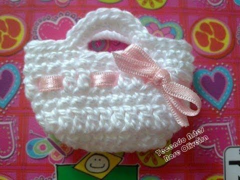 borsettina - how to make a little bag - YouTube