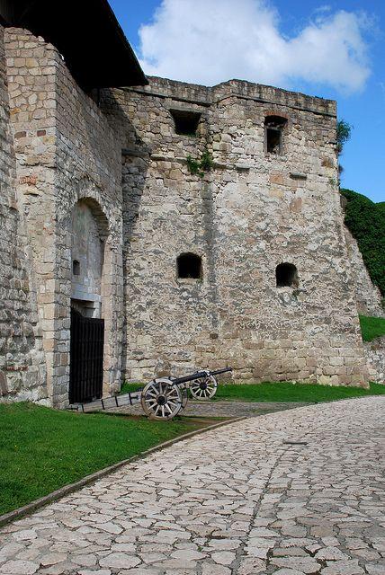 Castle - Eger, Hungary