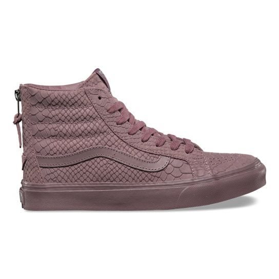 Shop Mono Python Sk8-Hi Slim Zip DX Shoes today at Vans. The official Vans online store. Free delivery & free returns.