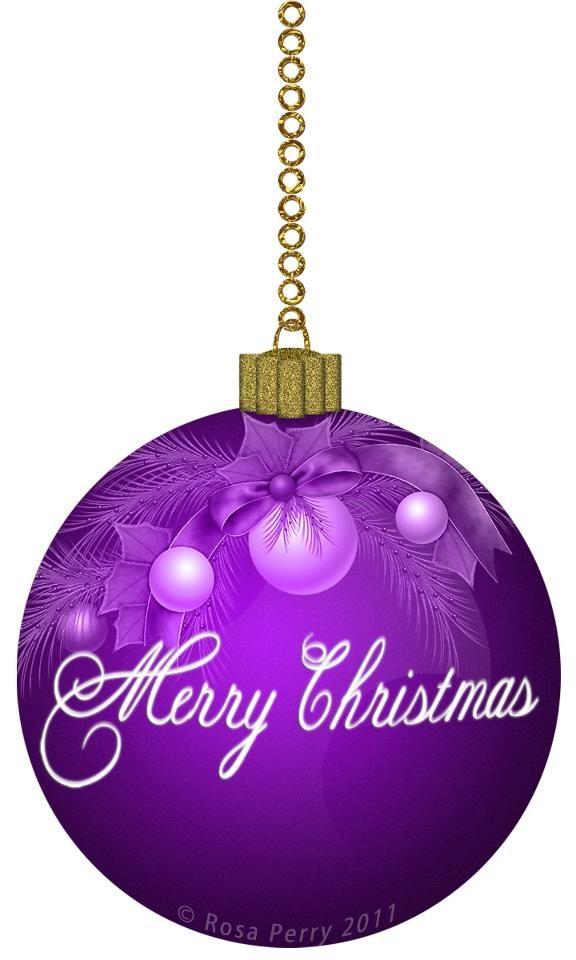 ❊ Purple Christmas memories ❊