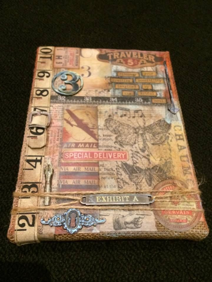 1000 Images About Tim Holtz Tutorials Projects Tips