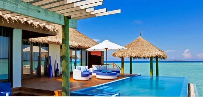 Velassaru Maldives, Resorts in Maldives www.OzeHols.com.au/11014 #Maldives #holidays #travel #resorts #MaldivesHolidays