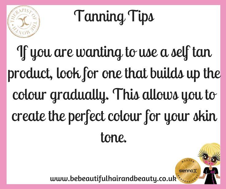 Summer Tanning Tip #6