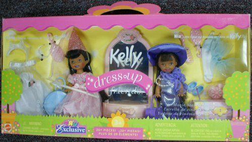 Barbie Kelly Club Dress Up Friends Giftset - Kelly and Nia Mattel http://www.amazon.com/dp/B0027ADIRI/ref=cm_sw_r_pi_dp_iZuXtb1XN8X58NGF