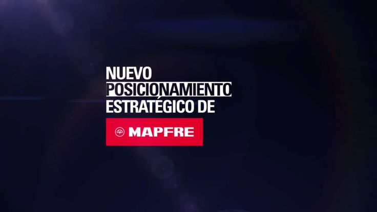 Nuevo posicionamiento estratégico de Mapfre