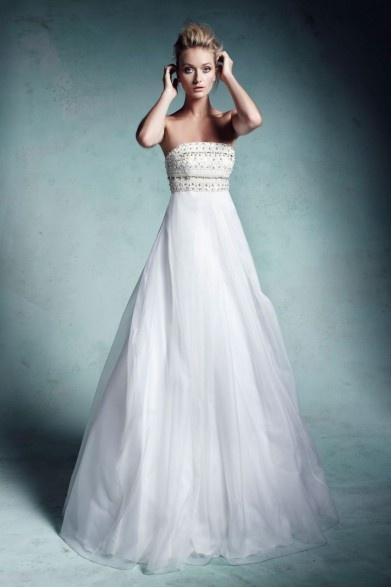 9 best Dinnigan images on Pinterest | Short wedding gowns, Wedding ...