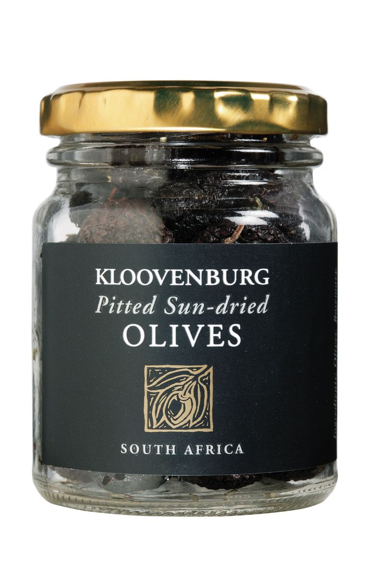 Kloovenburg Pitted Sundried Olives