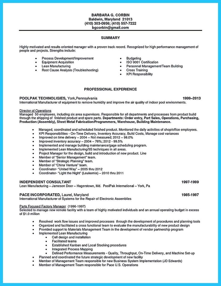 Sample Resume For Assembly Line Worker Awesome Professional - assembly line worker sample resume