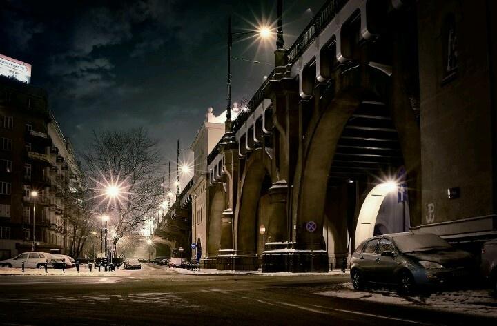 Warsaw, Poland foto by Daniel Ujazdowski
