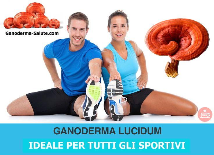 Il #GanodermaLucidum è l'alimento ideale per gli sportivi ⚽ Il fungo Ganoderma contiene una grande quantità di antiossidanti che consente alle cellule di rimanere sane durante l'elevato stress ossidativo causato dall'attività sportiva. Recupera anche i danni causati dagli sport estremi, migliora l'acquisizione di zucchero da parte dei muscoli. Prove fatte in laboratorio hanno dimostrato che il consumo di Ganoderma diminuisce il danno cellulare causato dalla mancanza di ossigeno; questo lo…