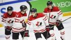 Dec.28 2015 - Mitch Marner and Dylan Strome had a goal and an assist apiece as Canada rolled past Denmark 6-1 on Monday at the World Junior Hockey Championship.