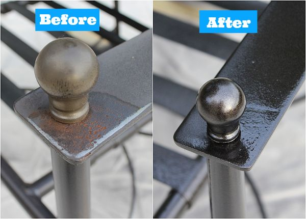 Painting Metal Patio Chairs: 5 Easy Steps to an Awesome Makeover