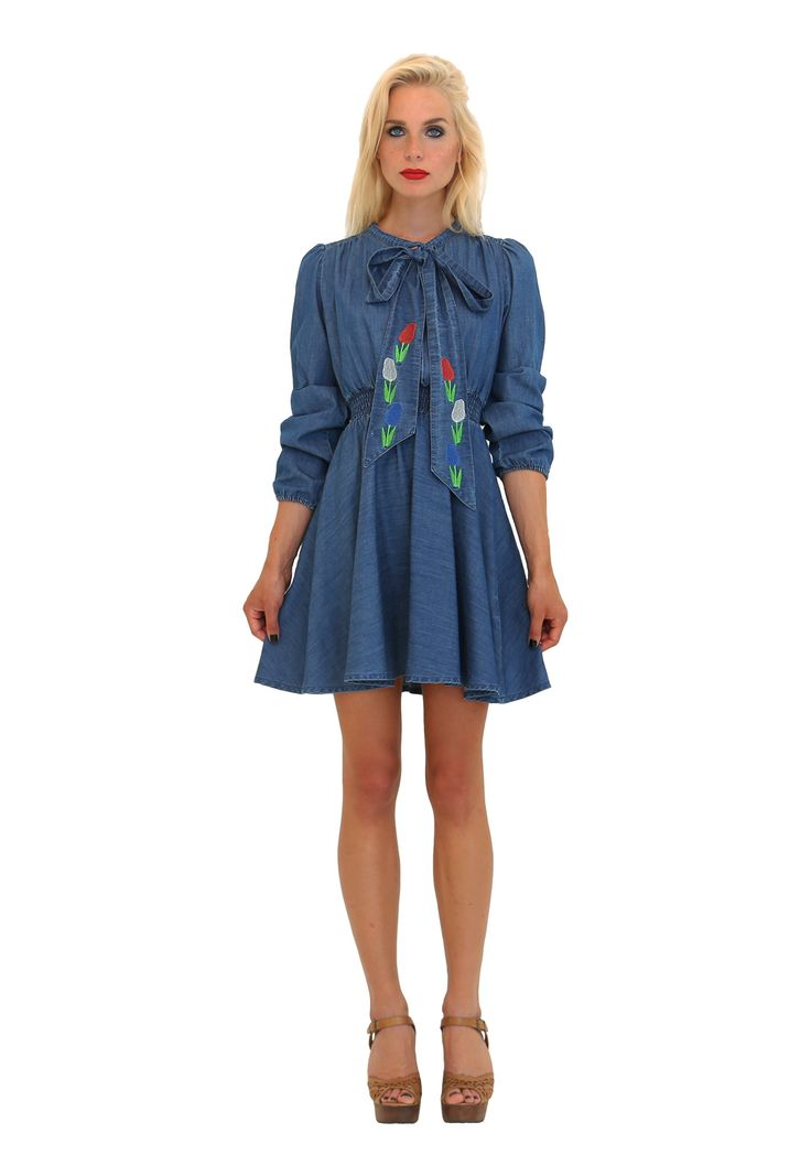 Hulda dress. Shop: http://shop.ivanahelsinki.com/collections/dresses/products/hulda