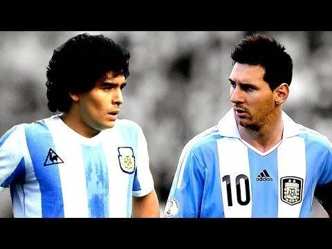 Video: Diego Maradonan ja Lionel Messin lähes identtiset maalit   Diego Maradonan tekemä voittomaali vuoden 1986 MM-kisojen puolivälieräottelussa Englantia vastaan äänestettiin vuosisadan maaliksi vuoden 200... http://puoliaika.com/video-diego-maradonan-ja-lionel-messin-lahes-identtiset-maalit/ ( #1986worldcup #Argentiina #DiegoMaradona #eldios #LaLiga #LionelMessi #Maradona #maradonamaali #Messi #messimaali #messimaradonagoals #mexico1986worldcup)