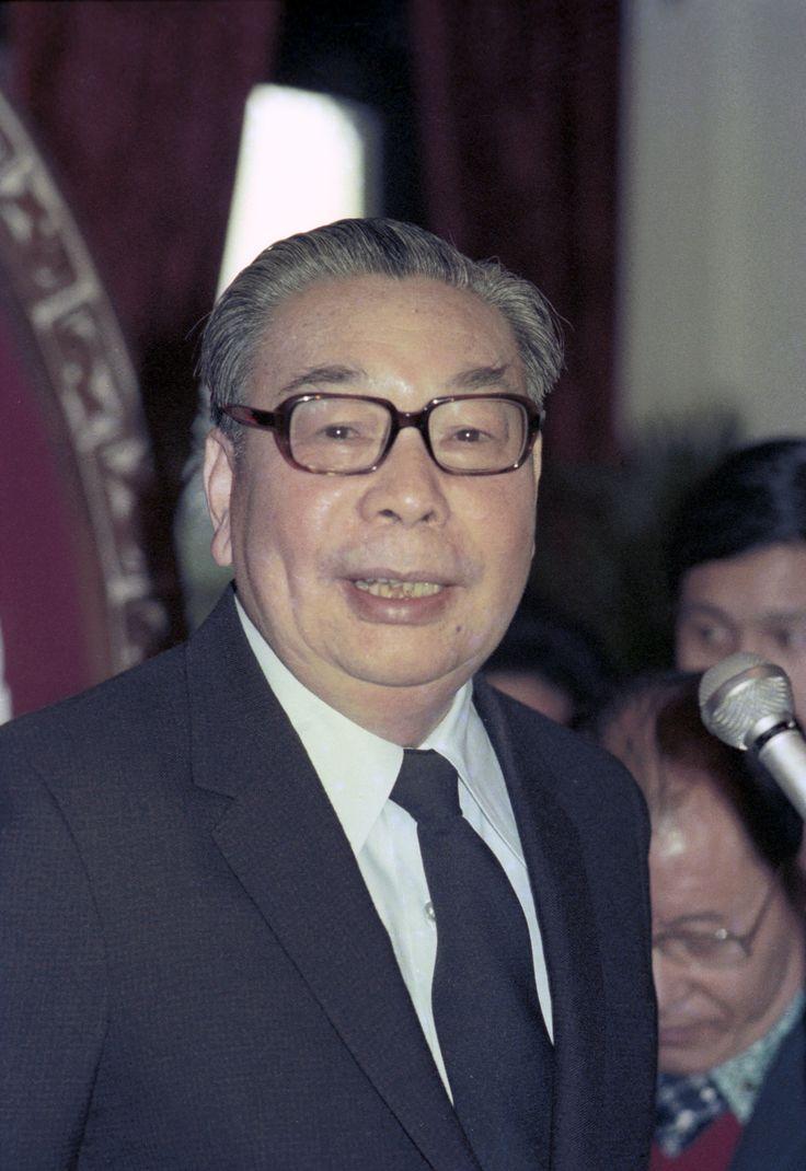 Chiang Ching Kuo.