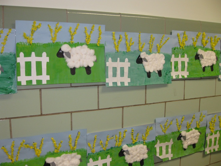 Sheep Craft Pinterest