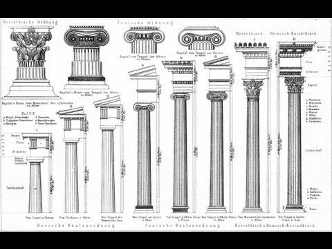 ▶ The Classical Orders - YouTube