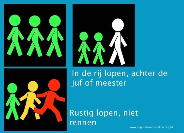 rustig in de rij lopen - gratisbeloningskaart.nl