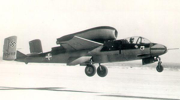 avion allemagne   Avion Allemand Heinkel He 162 Salamandre