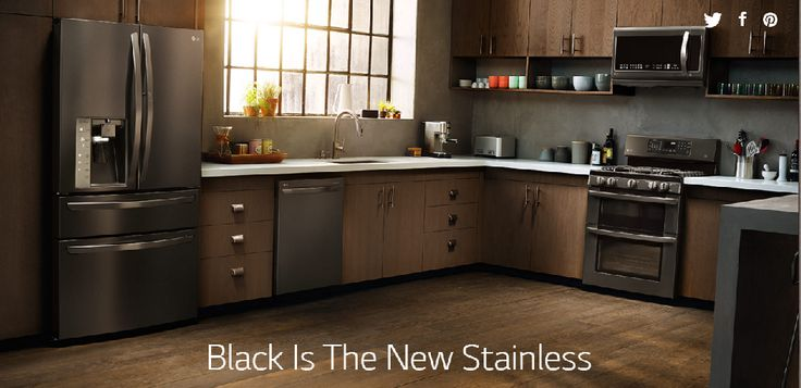brown colored kitchen appliances lglimitlessdesign contest lg black stainless steel 4935