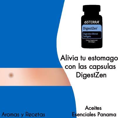 Las Cápsulas Blandas DigestZen de dōTERRA son convenientes y es una manera fácil de obtener los beneficios de la mezcla de aceites propietaria DigestZen. Cada cápsula blanda vegetariana contiene 120 mg de DigestZen, la mezcla de aceite que conoce y confía para su salud digestiva. • Alivia el malestar estomacal y ayuda con la indigestión • Apoya la función saludable del aparato gastrointestinal • Promueve una digestión saludable #panama #aceitesesenciales #doterra #salud