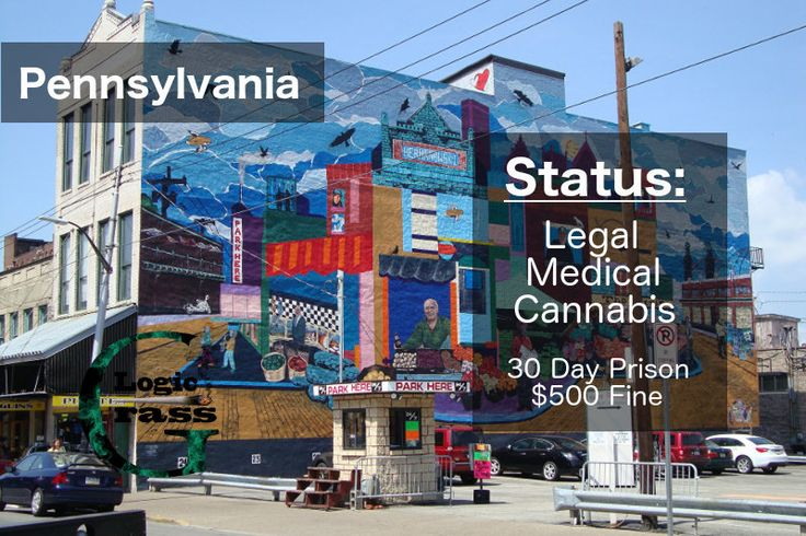 Check out the legal status of marijuana in Pennsylvania #marijuanalegalization #cannabiscommunity