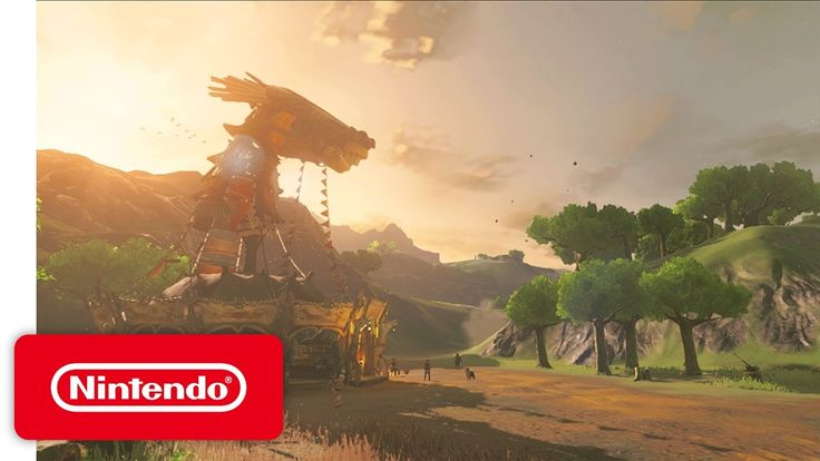The Legend of Zelda: Breath of the Wild – Life in the Ruins