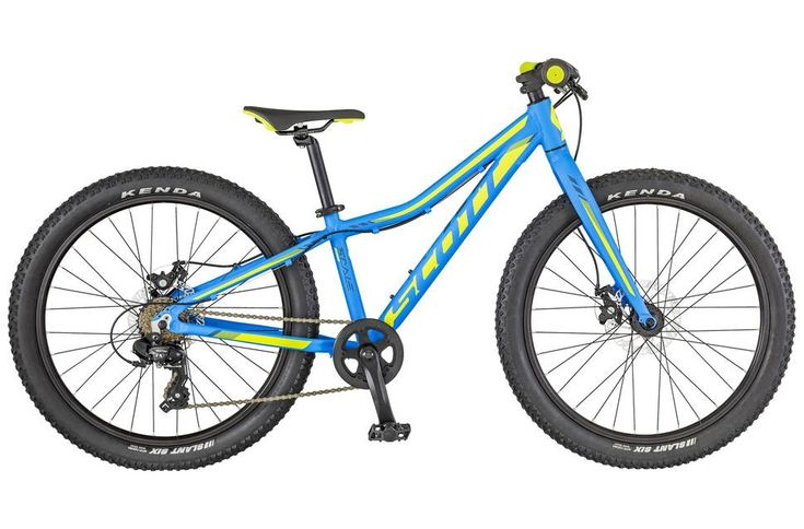 Scott Scale JR 24 Plus 2018 Kids Bike