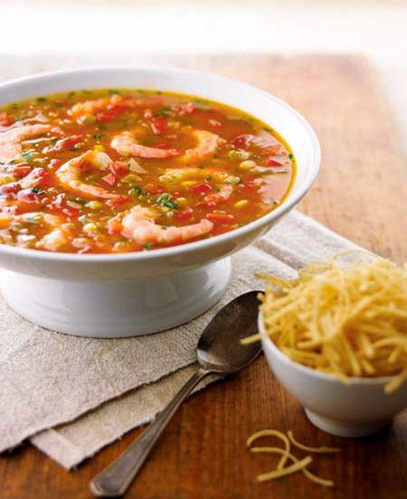 recipe: corn and shrimp soup recipe easy [31]