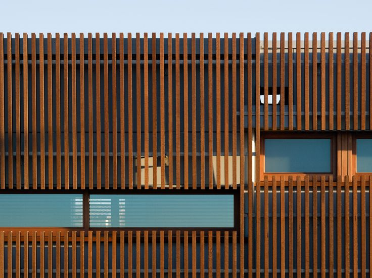vertical timber cladding - Google Search