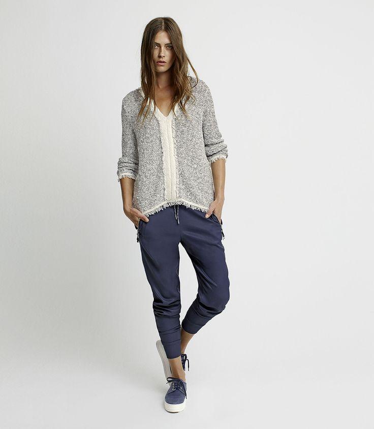 Lookbook - Marc Aurel - Pullover Pants Shoes