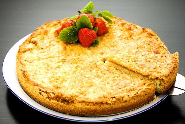 Toscatårta | Recept från Köket.se