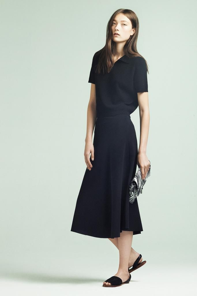 Elizabeth and James Spring 2015 Ready-to-Wear - Collection - Gallery - Look 1 - Style.com