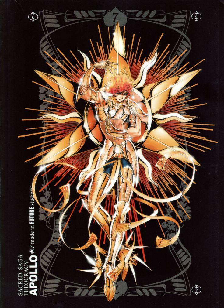 Males Saint Seiya Future Studio Saint Seiya Future Studio Apollo God of the Sun