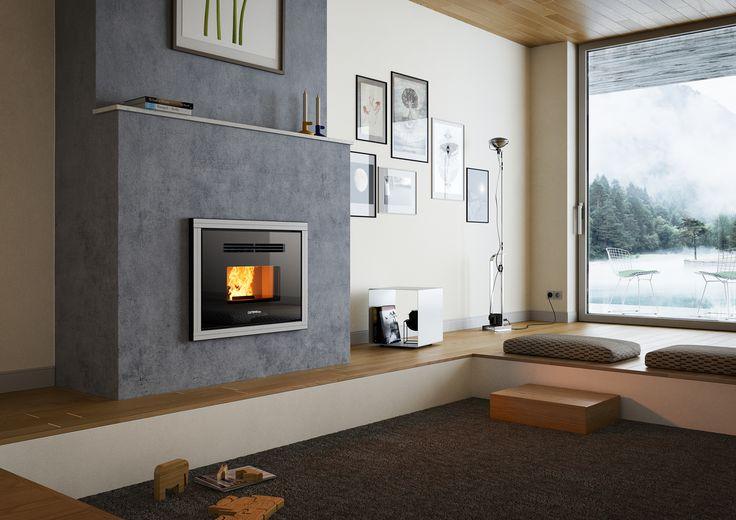 les 8 meilleures images du tableau stove italy po le et. Black Bedroom Furniture Sets. Home Design Ideas