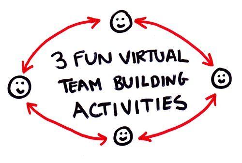 3 Virtual Team Building Activities