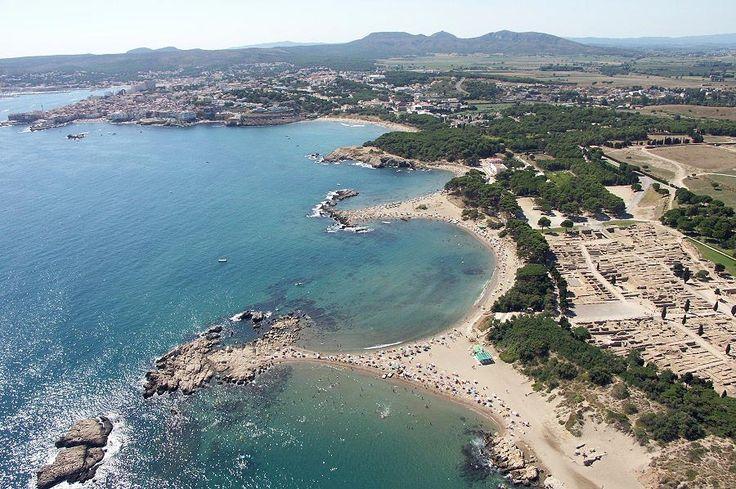 Empúries Beaches & Archeological Site, Girona