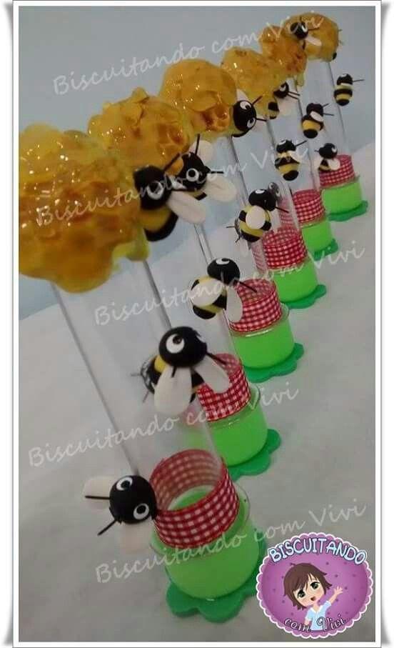Tubete abelhinhas