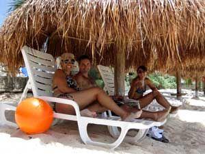 Cozumel Beach Break was so much fun!    Please visit my website at:  http://www.aboutcobb.com