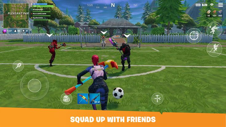 Fortnite App for iPhone Free Download Fortnite for iPad