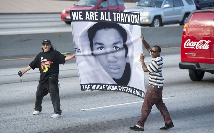 Trayvon Martin killing: US Department of Justice announces review of Zimmerman case - Telegraph