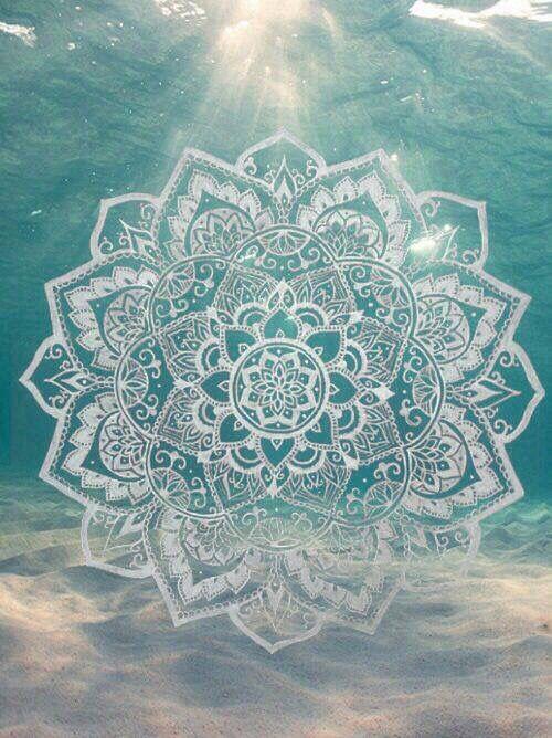 Flower sea tshirt print idea