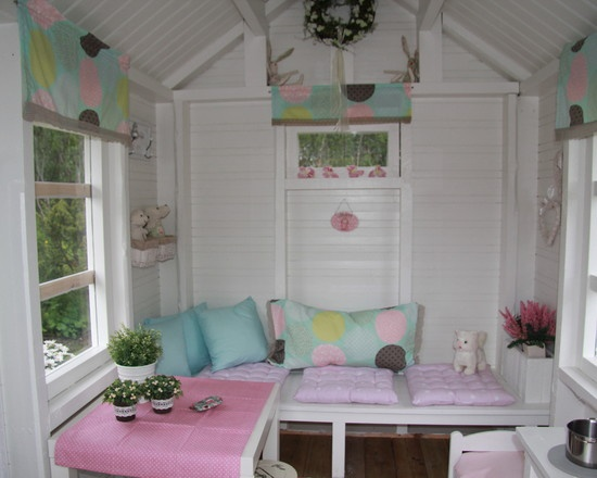 Traditional Kids Playhouses Design, Pictures, Remodel, Decor and Ideas - page 6