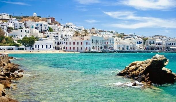 Mykonos, the classic Greek beach island. #JetsetterCurator
