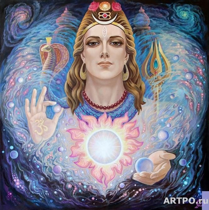 Shiva by Vladimir Suvorov