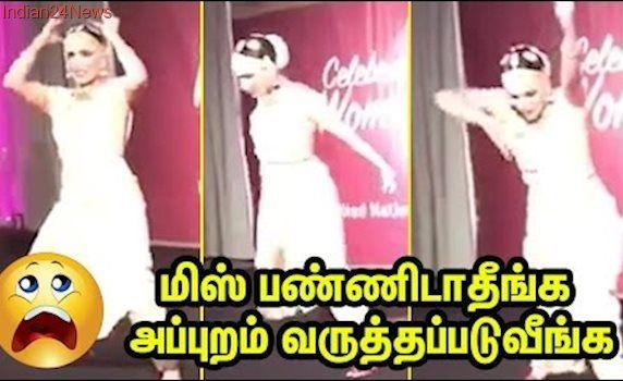 Aiswarya Dhanush Funny Bharathanatyam Dance : வாய்ல நல்லா வருது, ஆனா சொல்ல முடியல   Rajinikanth